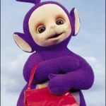 Tinky Winky, Gay too soon....er... um...gone too soon.