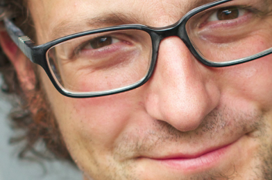 Episode 17 Shane Claiborne on the hunger for community